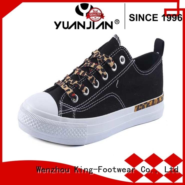 Leopard lace Top Sale Casual Unisex Canvas Sneakers