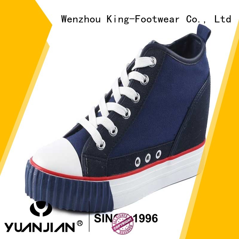 King-Footwear modern types of skate shoes design for occasional wearing