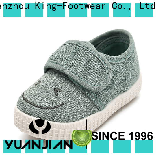 King-Footwear good quality infant sneakers wholesale for boy