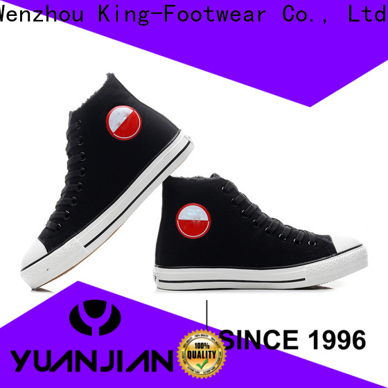 King-Footwear fashion good skate shoes supplier for occasional wearing