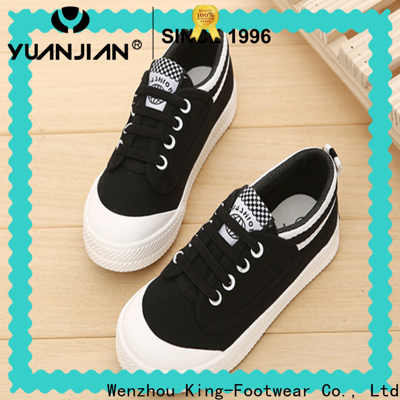 popular casual slip on shoes factory price for schooling