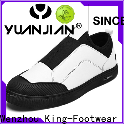 King-Footwear durable soft shoes on sale for exercise