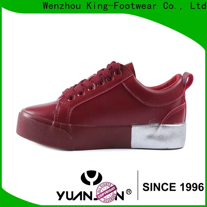 King-Footwear modern casual style shoes supplier for schooling