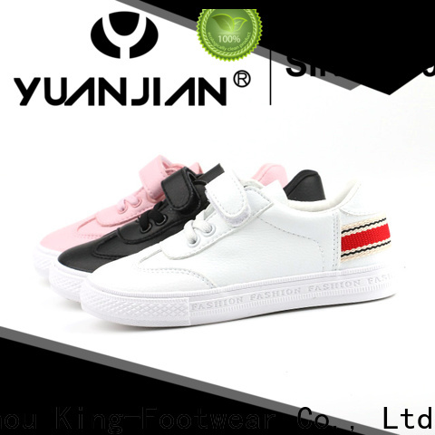 King-Footwear vulcanized shoes factory price for traveling