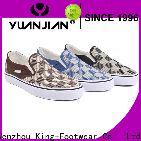 King-Footwear modern casual style shoes supplier for traveling