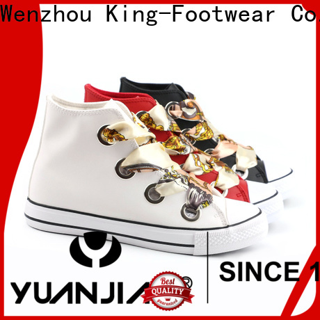 King-Footwear vulc shoes supplier for traveling