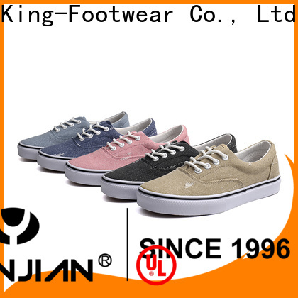 King-Footwear canvas sports shoes promotion for school