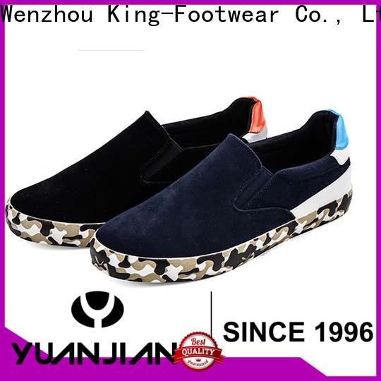 King-Footwear vulcanized rubber shoes supplier for sports