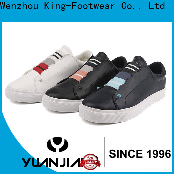 popular casual slip on shoes factory price for traveling