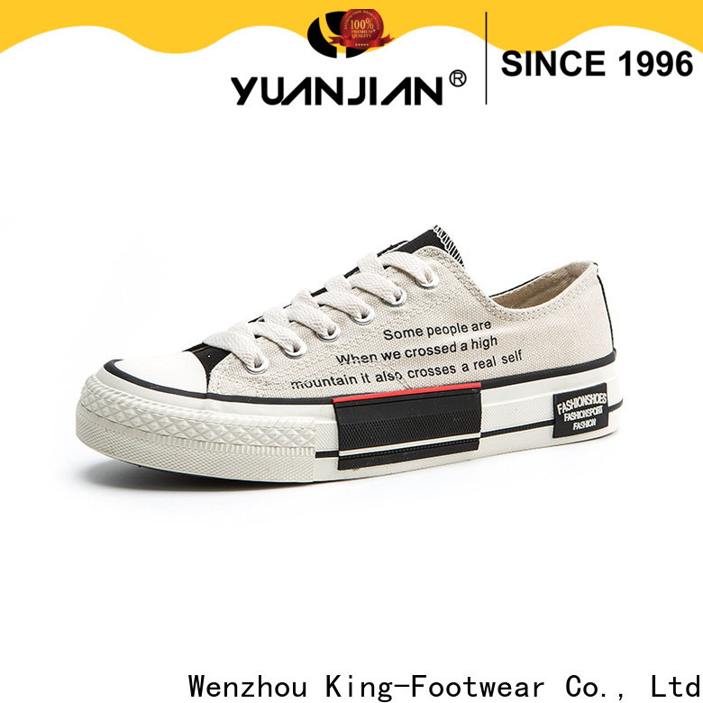 durable canvas boat shoes manufacturer for daily life