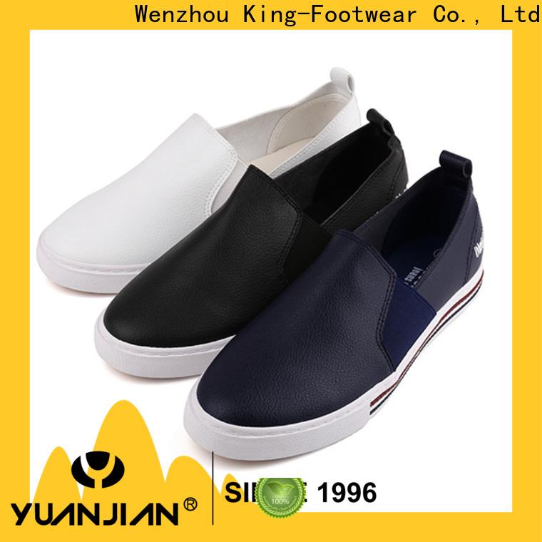 King-Footwear hot sell pu footwear supplier for traveling