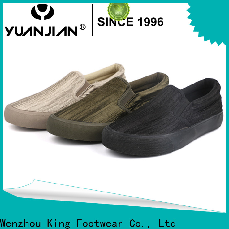 King-Footwear casual style shoes factory price for occasional wearing