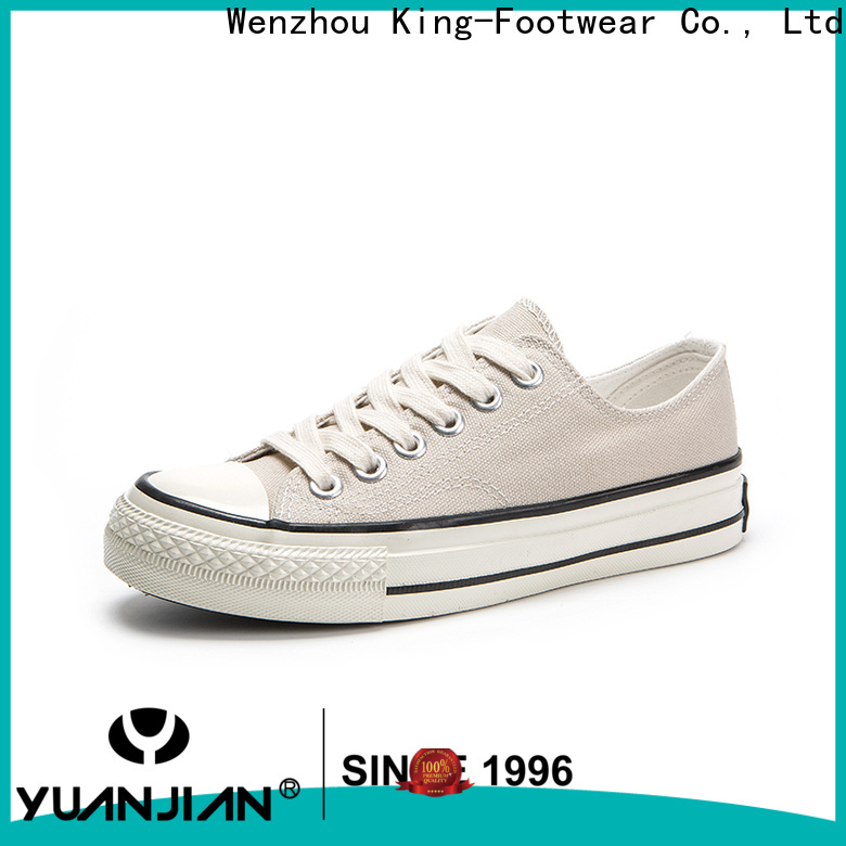 King-Footwear sports canvas shoes wholesale for working