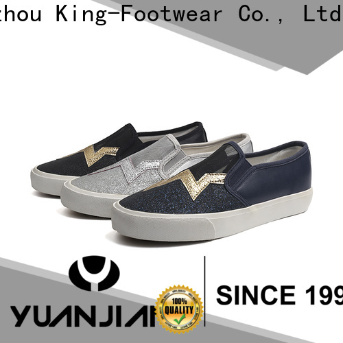 hot sell pu shoes design for traveling
