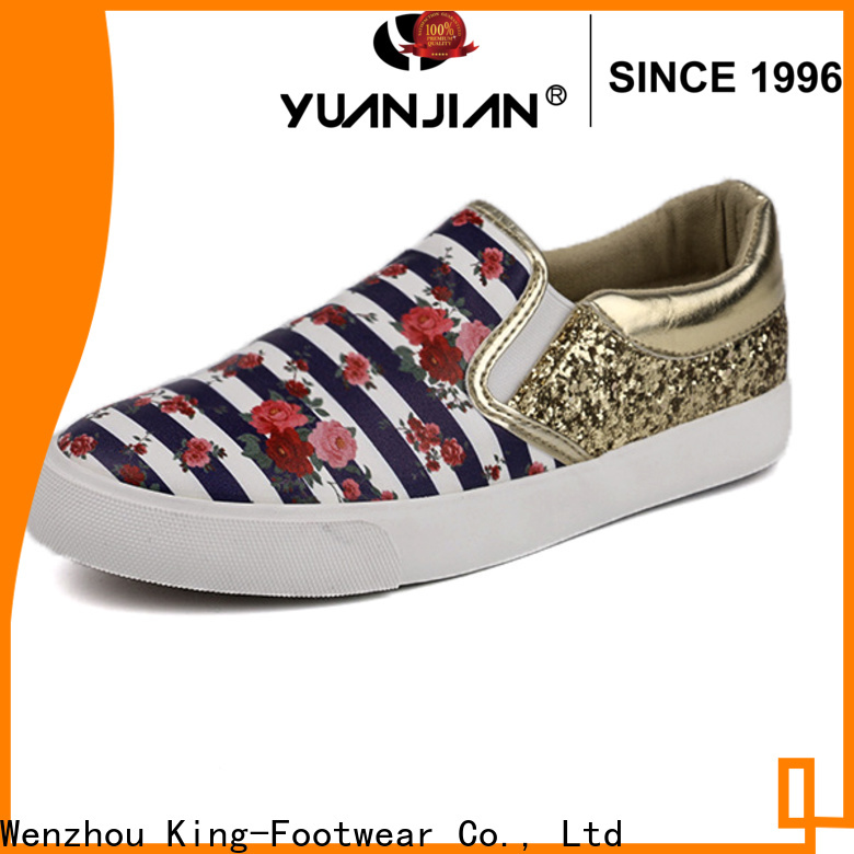 King-Footwear pu footwear design for occasional wearing