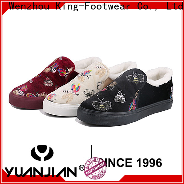 King-Footwear popular vulcanized sole supplier for occasional wearing