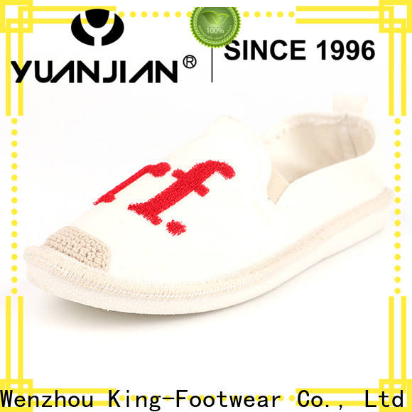 King-Footwear canvas shoes for girls wholesale for travel