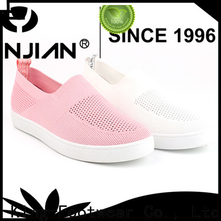 hot sell canvas slip on shoes factory price for daily life