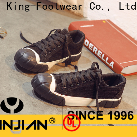 King-Footwear modern pvc shoes supplier for traveling