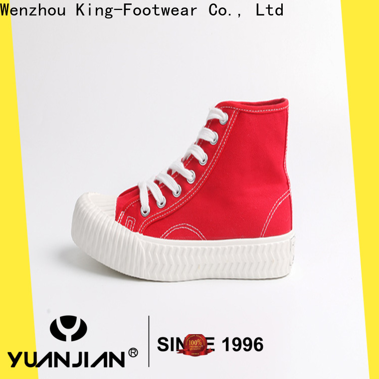 King-Footwear fashion casual slip on shoes supplier for traveling