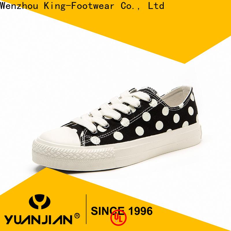 King-Footwear vulcanized sole supplier for traveling