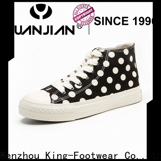 fashion casual style shoes design for schooling