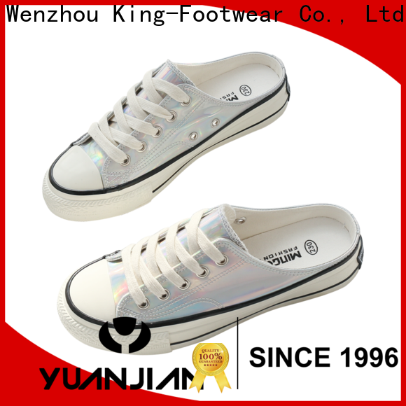 popular vulcanized rubber shoes design for traveling