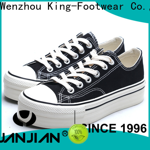 King-Footwear inexpensive shoes design for schooling