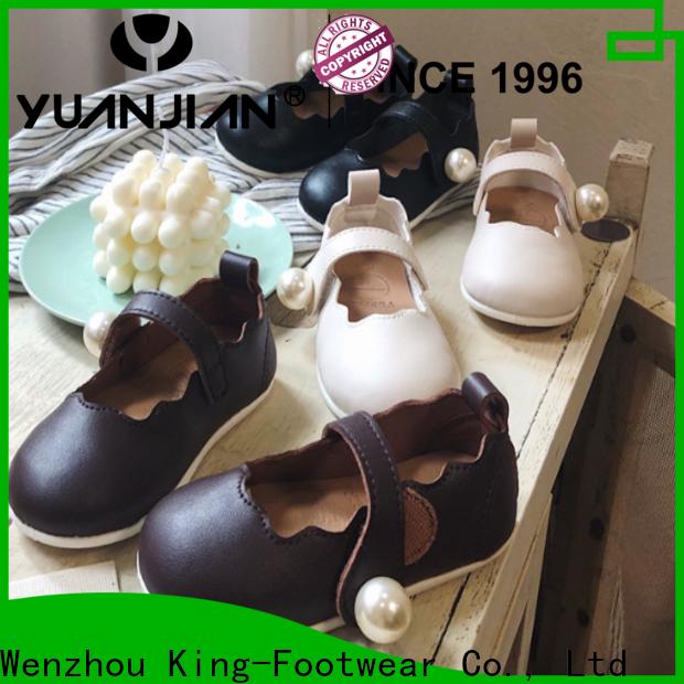 King-Footwear comfortable infant sneakers wholesale for baby