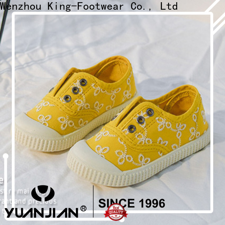 King-Footwear lightweight infant boys trainers directly sale for children