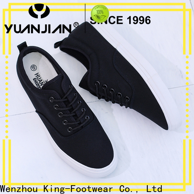 King-Footwear modern types of skate shoes supplier for traveling