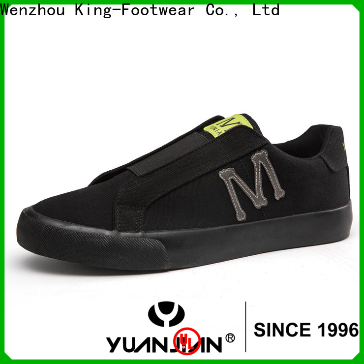 King-Footwear vulcanized sole supplier for occasional wearing