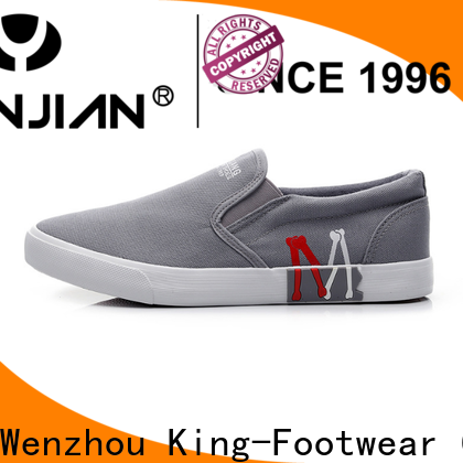 King-Footwear pvc shoes supplier for traveling