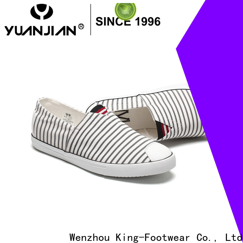 modern casual slip on shoes supplier for occasional wearing