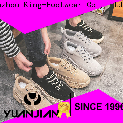breathable jump shoes supplier for outdoor