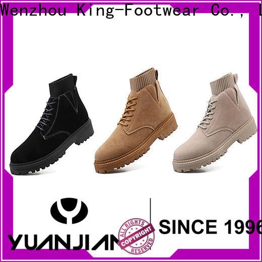 King-Footwear custom jump shoes customized for hiking