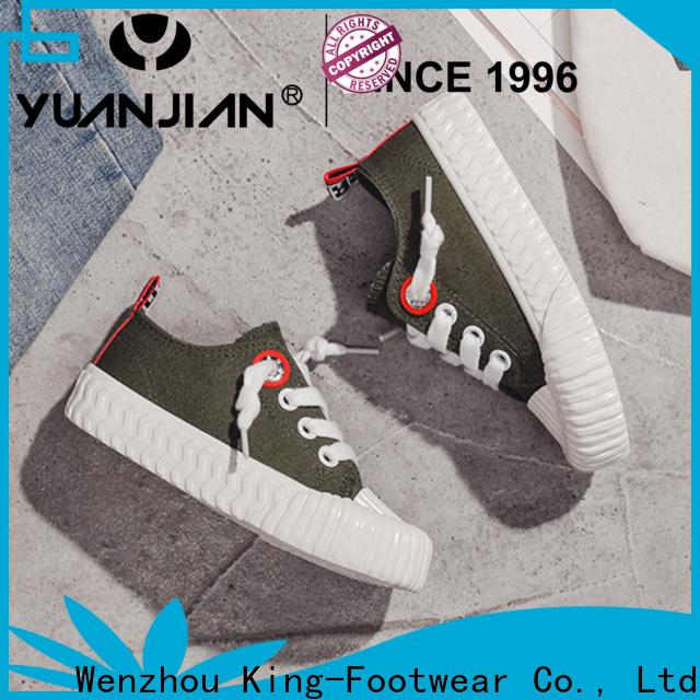 King-Footwear popular good skate shoes design for sports