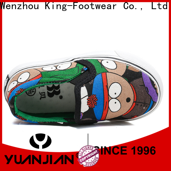 King-Footwear fashion casual wear shoes supplier for traveling