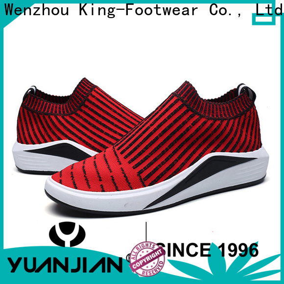 King-Footwear custom jump shoes customized for exercise