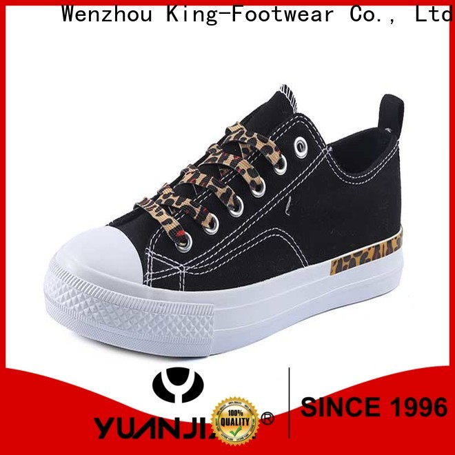 King-Footwear pu shoes factory price for traveling