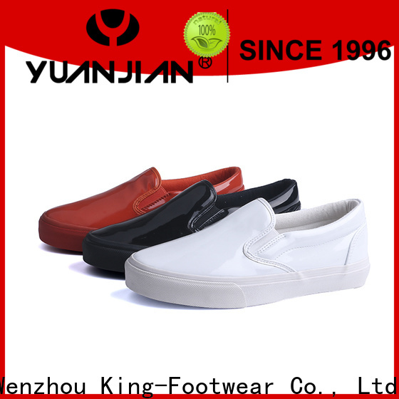 King-Footwear popular casual skate shoes personalized for sports