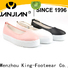 high quality black casual shoes for business for women