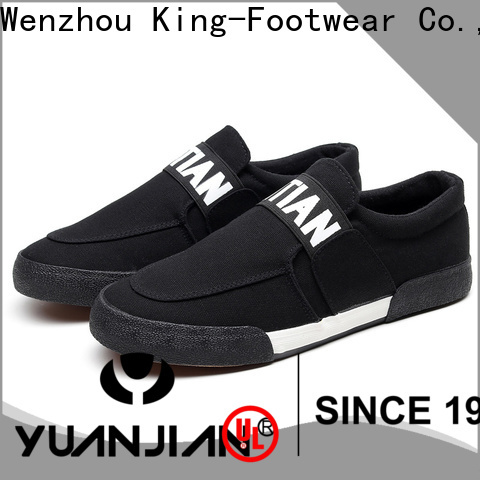 King-Footwear hot sell pvc shoes factory price for sports