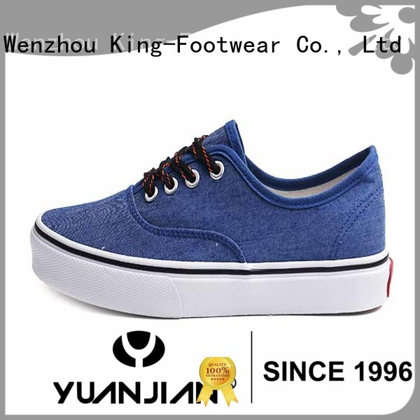 modernvulcanized rubber shoes supplier for traveling
