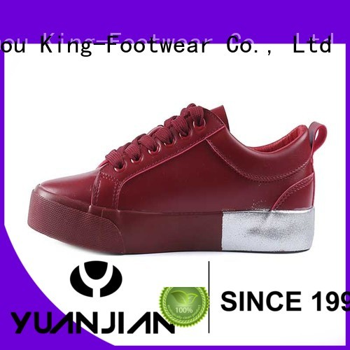 King-Footwear modern cool casual shoes personalized for schooling