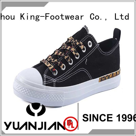 King-Footwear fashionable mens shoes supplier for traveling