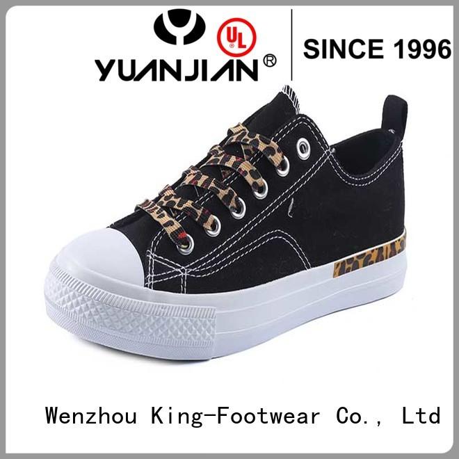 King-Footwear fashion comfort footwear factory price for traveling