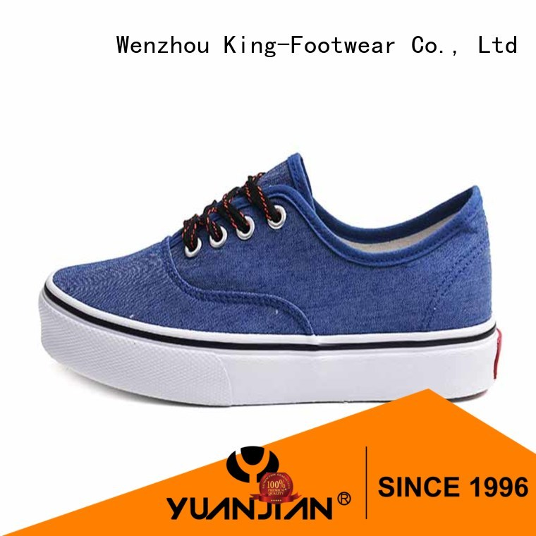 Washing jean thin sole ladies footwear
