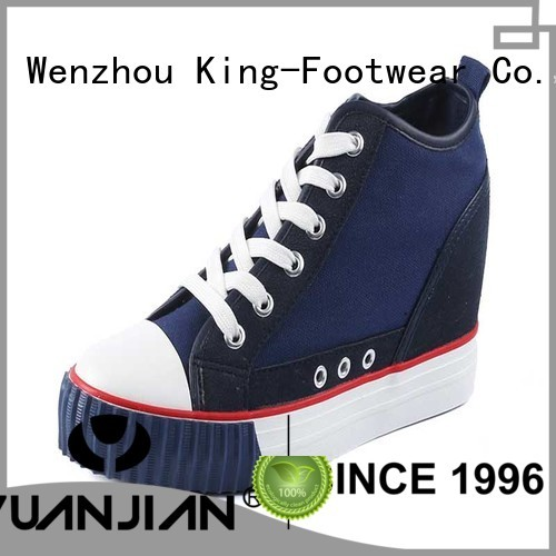 King-Footwear popular casual slip on shoes supplier for sports