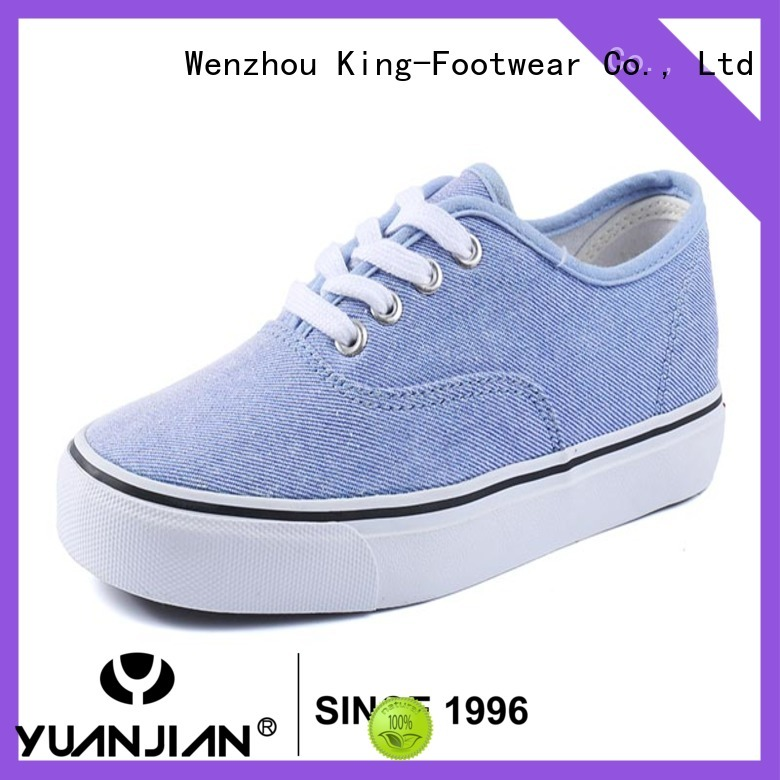 hot sell female footwear personalized for schooling